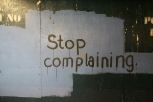 Stop Complaining, httpwww.flickr.comphotos1c114230175179